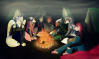 Camping by KittenTits -feat. Melissa-