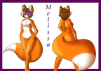 Melissa Ref Sheet NSFW by Amaterasu